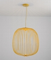 后现代吊灯简约创意鸟笼吊灯设计