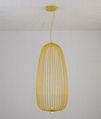 后現代吊燈簡約創意鳥籠吊燈設計師燈具辦公室餐廳燈 BM-4231 2