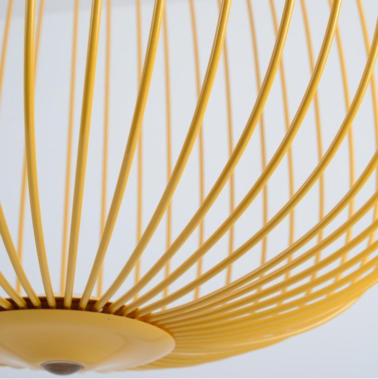 后現代吊燈簡約創意鳥籠吊燈設計師燈具辦公室餐廳燈 BM-4231 7