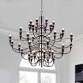 Modern hotel living room chandelier 4