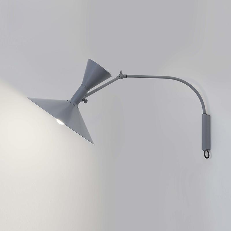 意大利NEMO現代簡約臥室床頭壁燈客廳書房陽台馬賽燈 BM-3063W 1