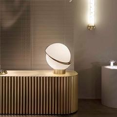 后現代簡約設計師客廳書房吧台裝飾臺燈 BM-3073T
