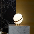 modern & classic glass decorative table lamp