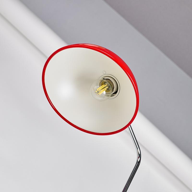 北歐風落地燈客廳沙發臥室床頭創意立式伸縮閱讀落地臺燈 BM-6083F 3