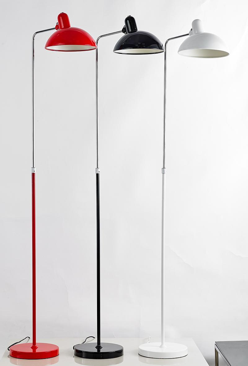 北欧风落地灯客厅沙发卧室床头创意立式伸缩阅读落地台灯 BM-6083F 5