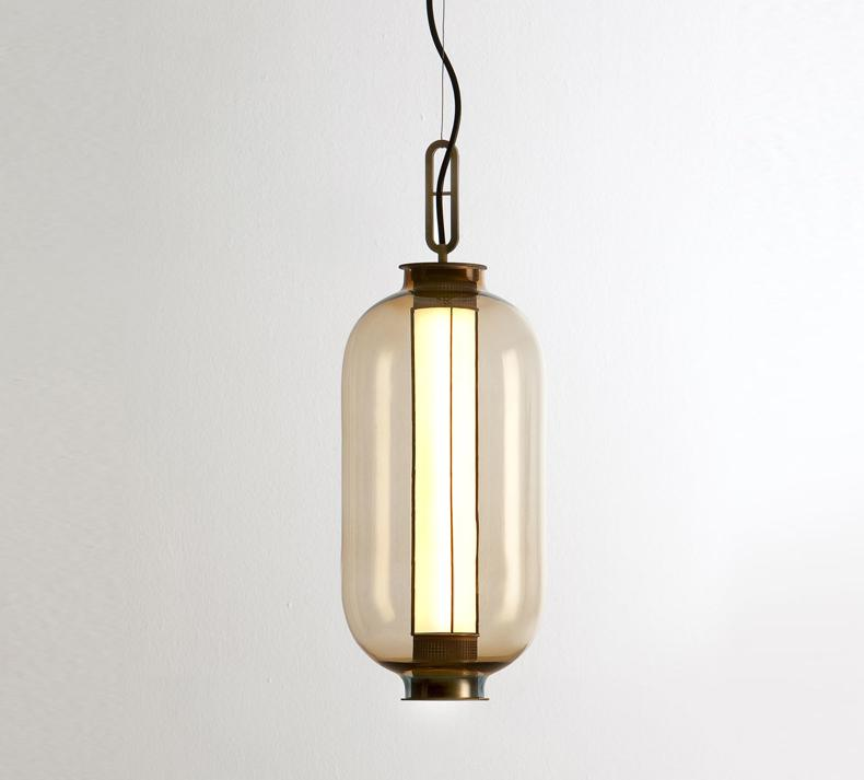 Stylish and simple glass chandelier 3