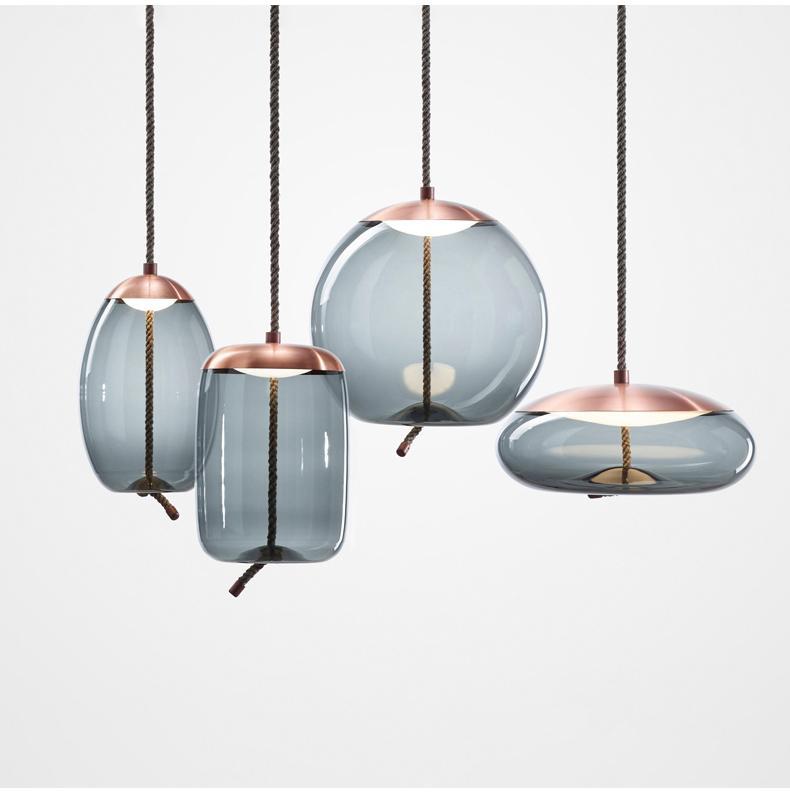 Modern bedroom chandelier 2
