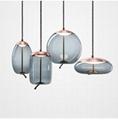 后現代臥室床頭小吊燈北歐個性創意客廳餐廳吧台服裝店吊燈 BM-5001 2
