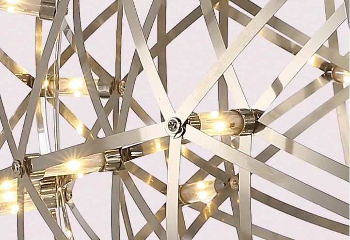 Modern classic Ball LED pendant lamp 4