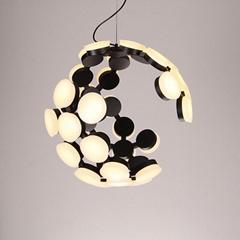 设计师创意餐厅LED吊灯后现代艺术创意客厅灯卧室灯具 BM-4126