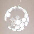 Creative restaurant round chandelier 2