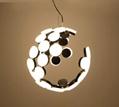 Creative restaurant round chandelier 4