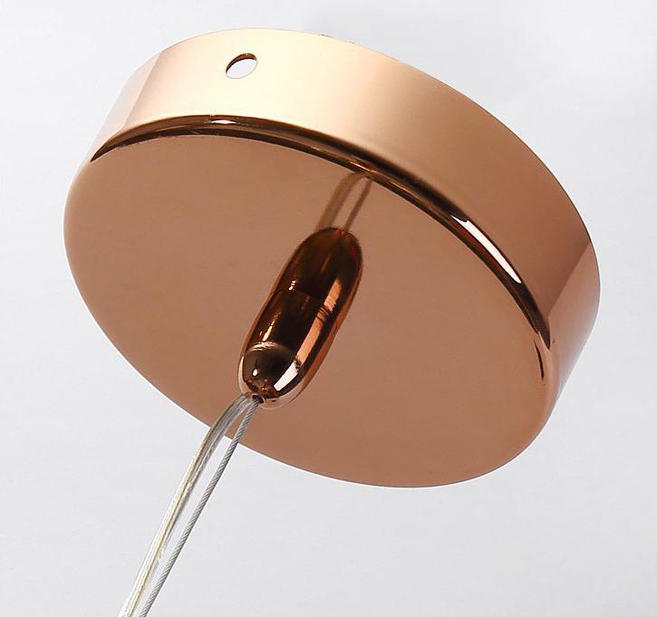 后現代輕奢設計師吊燈創意山景別墅餐廳燈具 6