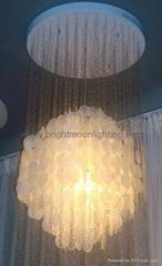 貝殼弔燈 BM-4114P-1