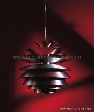 北歐簡約 PH 鋁材吊燈 BM-4075S 2