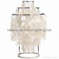 室内 现代 简约 天然贝壳 装饰 台灯 BM-2088 2