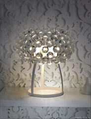 Caboche Precious Stone Table Lamp BM-3018T-S