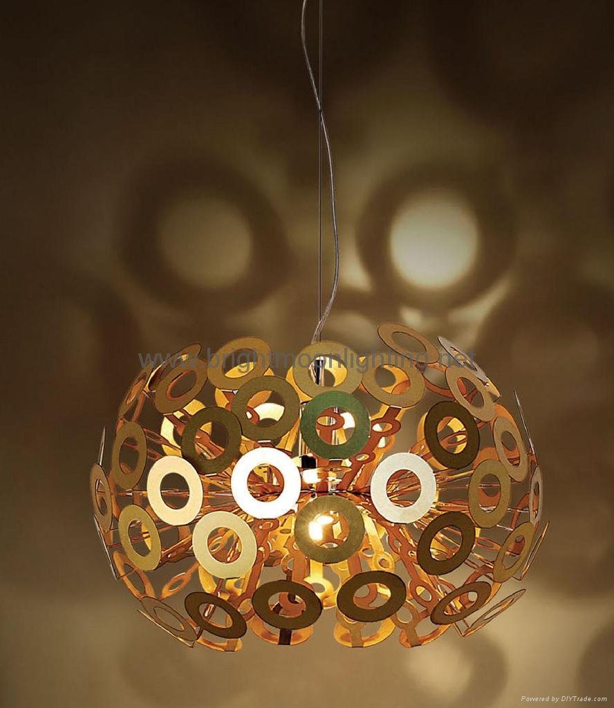 Dandelion Pendant lamp BM-3070P M 1