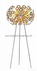 鋁材落地燈 BM-3070F M