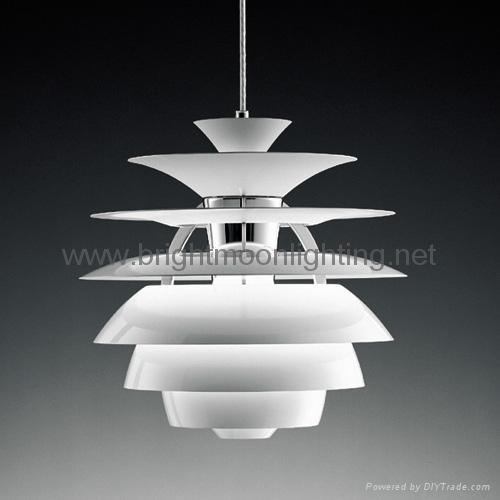 北歐簡約 PH 鋁材吊燈 BM-4075S 3
