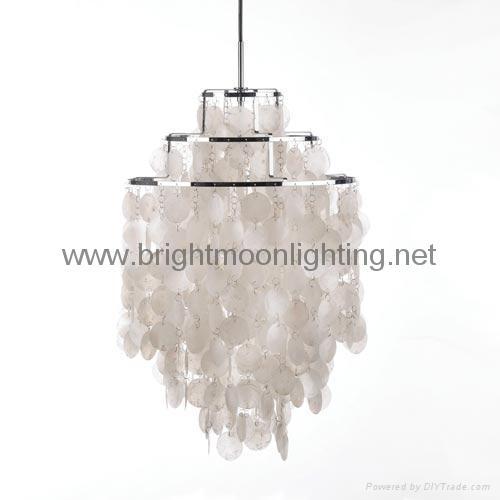 貝殼吊燈 BM-3007P-A 1