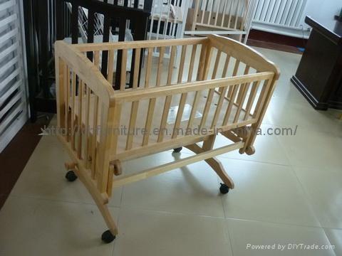 Swing Crib Cradle Rock Crib 1003 China Manufacturer