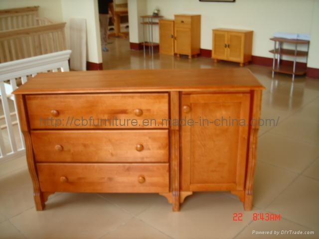 Wood Dresser 1
