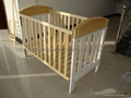 4 in 1 Baby cot