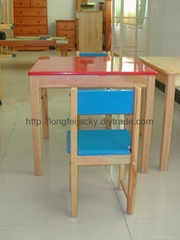 Children tables and Chairs