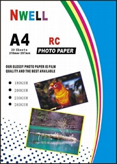 A4 Photo Paper