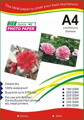 Double Glossy Photo Paper