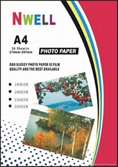 240G RC Photo Paper
