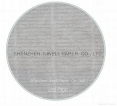 White Laid Paper