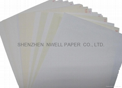 Ivory Laid Paper