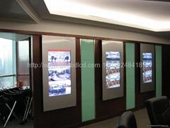 42寸无线网络竖屏液晶广告机(X86PC方案)