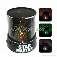 Amazing Star Master Sky Night Light Projector Lamp