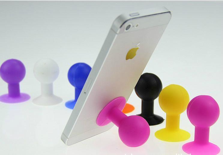 硅膠章魚手機支架 1