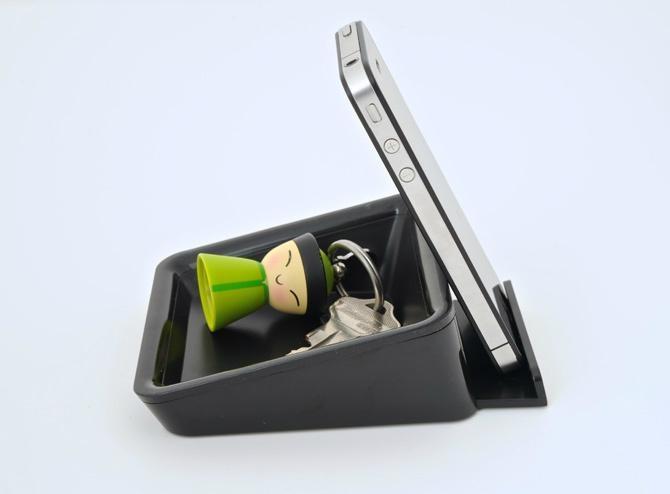 多功能便攜式手機平板電腦支架 4