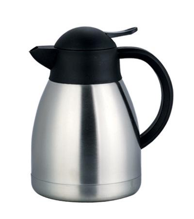 不锈钢真空咖啡壶 1