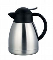 不锈钢真空咖啡壶