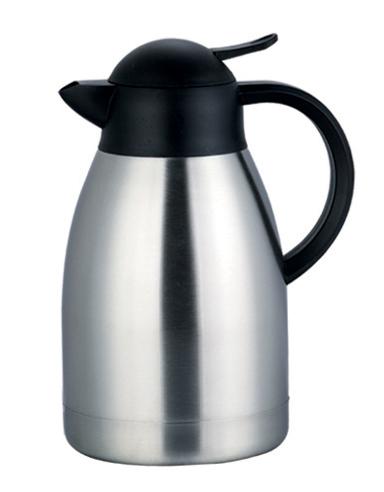 不锈钢真空咖啡壶 2