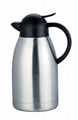 不锈钢真空咖啡壶 3