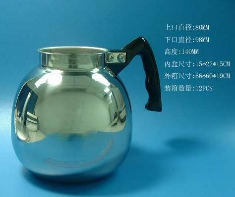 stainless steel coffee pot 1