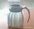 stainless steel coffee pot 2