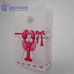 shopping bag for lobster