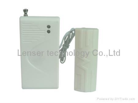 Wireless Door Window Magnetic Contact Detector for Home Alarm System 3