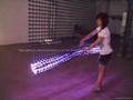 LED flex grid display/led rolling display/led soft display 5