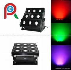 RGB 3in1 15W9Leds Outdoor Wall Washer /led projector/floor light
