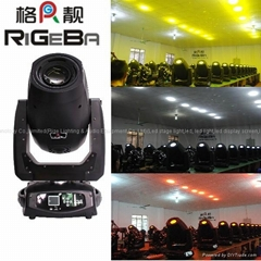 350W  17R Beam Wash and spot 3 in one Moving Head Light,stage light ,beam light