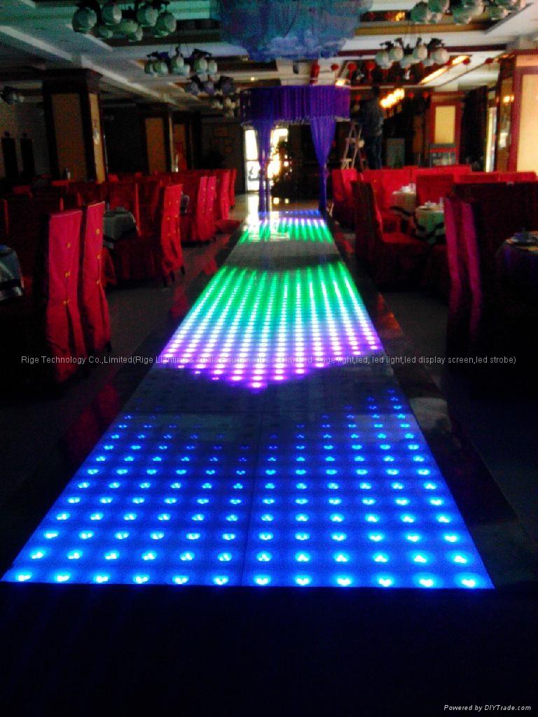 led digital dance floor led floor dancing floor led stage light led